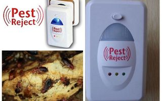 Répulsif de blattes ultrasonique rejeter les parasites