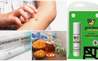 Boutique et remèdes populaires contre les piqûres de moustiques et les mouches noires