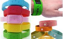 Bracelets anti-moustiques pour enfants et adultes