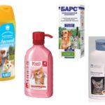 Shampooings Aux Puces De Chat