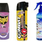 Sprays Cafards