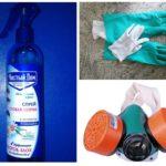 Spray Clean House
