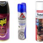 Spray aux puces dans la maison