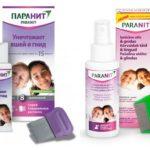 Spray Paranit