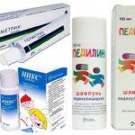 Remèdes contre les poux