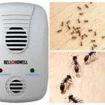 Le dispositif de la fourmi Bell Howell