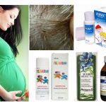 Pédiculose chez la femme enceinte
