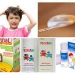 Remèdes contre la pédiculose