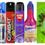 Fourmi Sprays