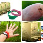 Répulsif contre les moustiques