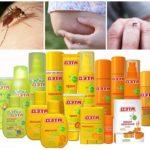 Les insectifuges de Deta