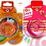 Bracelets anti-moustiques pour enfants