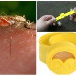 Bracelet Gardeks contre les moustiques