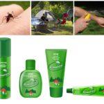 La ligne d'agents Komaoff contre les insectes volants
