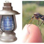 Electrolamp contre les moustiques Terminator