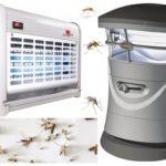 Déchiqueteuse électrique SWI-20 et piège à insectes d'intérieur Stinger