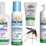 Série Picnic Baby contre les moustiques
