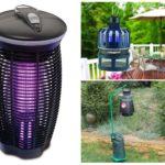Types d'insectifuges électriques