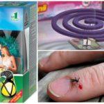 Produits chimiques anti-moustiques