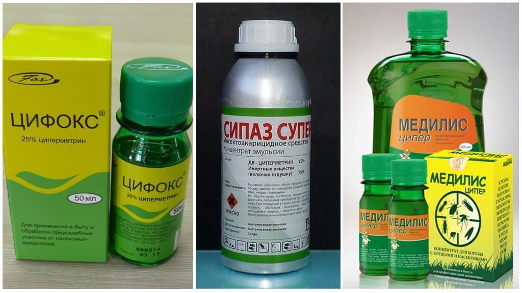 Médicaments insecticides anti-moustiques