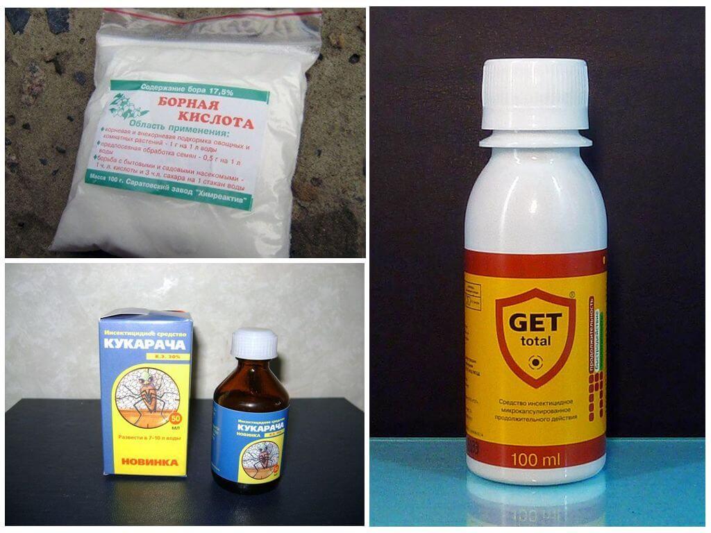 Préparations chimiques pour lutter contre les abeilles