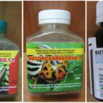 Préparations biologiques contre le ver à soie