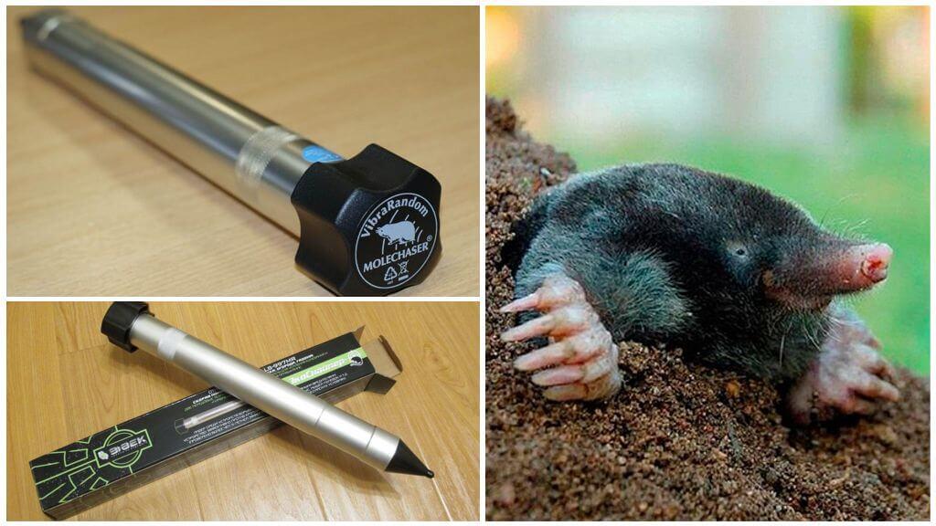 Eco Sniper de Moles