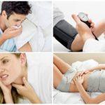 Symptômes de maladie après avoir été mordu par une tique infectée