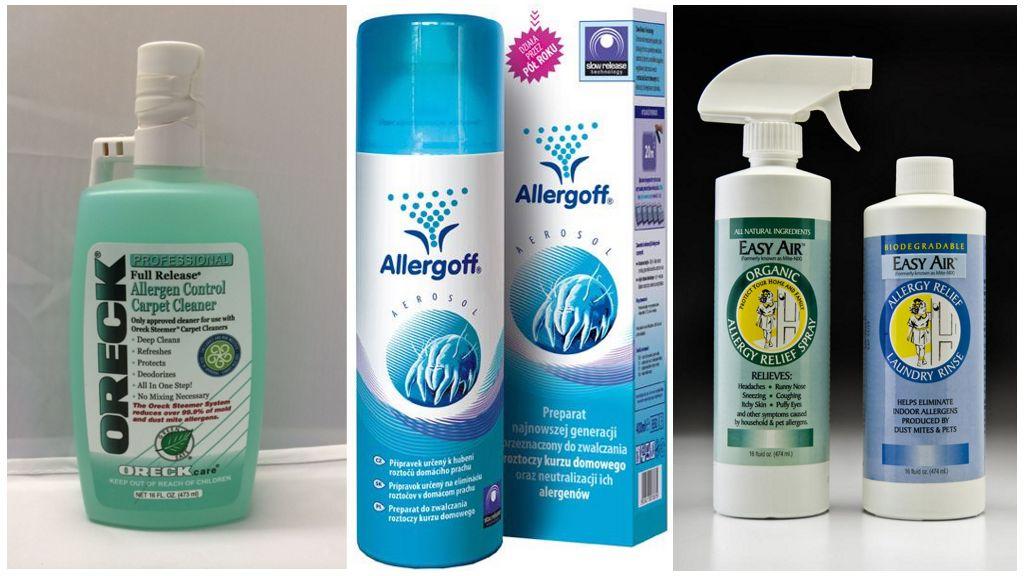 Remèdes spéciaux contre les acariens