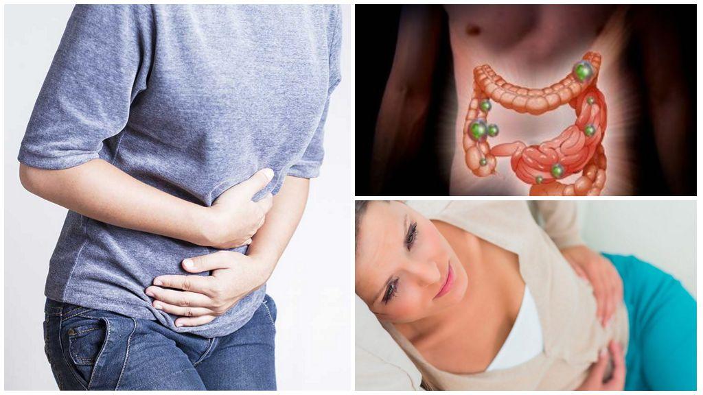 Maladies causées par enterobioza