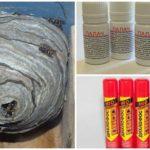 Insecticides d'abeilles et de guêpes