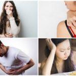 Symptômes de la localisation de lamblia intestinale