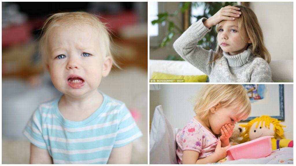 Symptômes de l'infection à Giardia